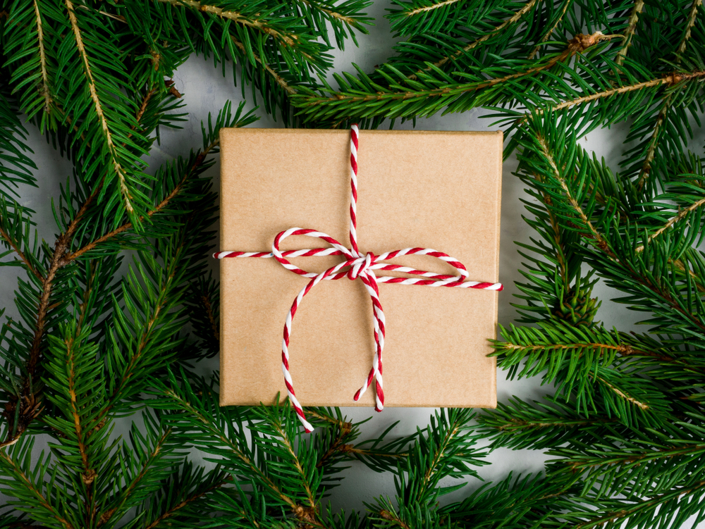 kerstpakket chocolade